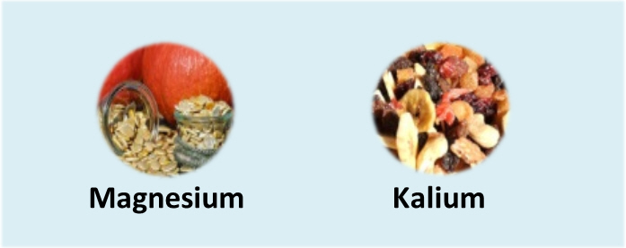 Mineralien Blutdruck senkend