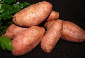 Blutdrucksenkend Süßkartoffel kaliumreich