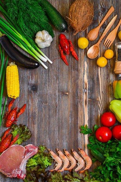 Natürliche Lebensmittel gegen Bauchfett