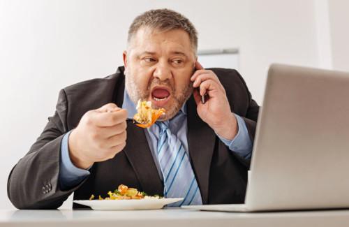Essen Stress